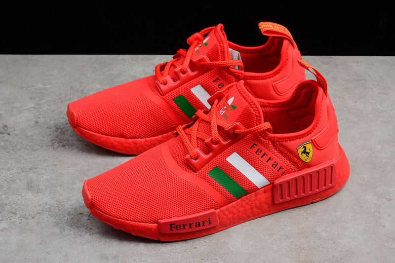Ferrari Boost Nmd Runner Red Toms Ba7788 From Adidas Shoes X R1 Y76gbfy