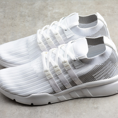 1460f4dc6b77b Adidas eqt support mid adv primeknit running white shoes - Thumbnail 2