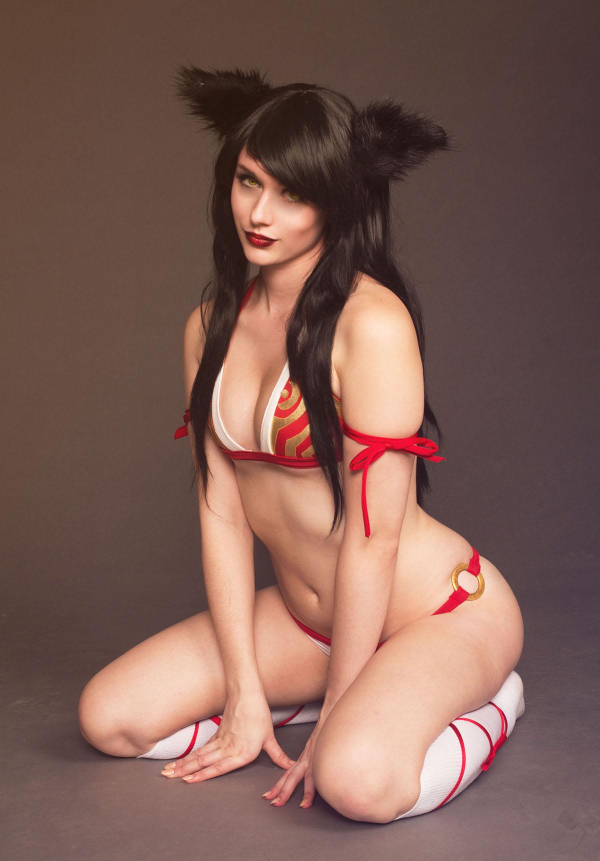 Ahri Bikini