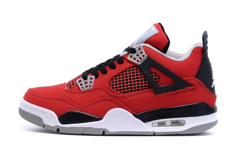new product 88a48 e2f0e ... Eminem x Carhartt x Nike Air Jordan 4 Retro Red Shoes - Thumbnail 2 ...
