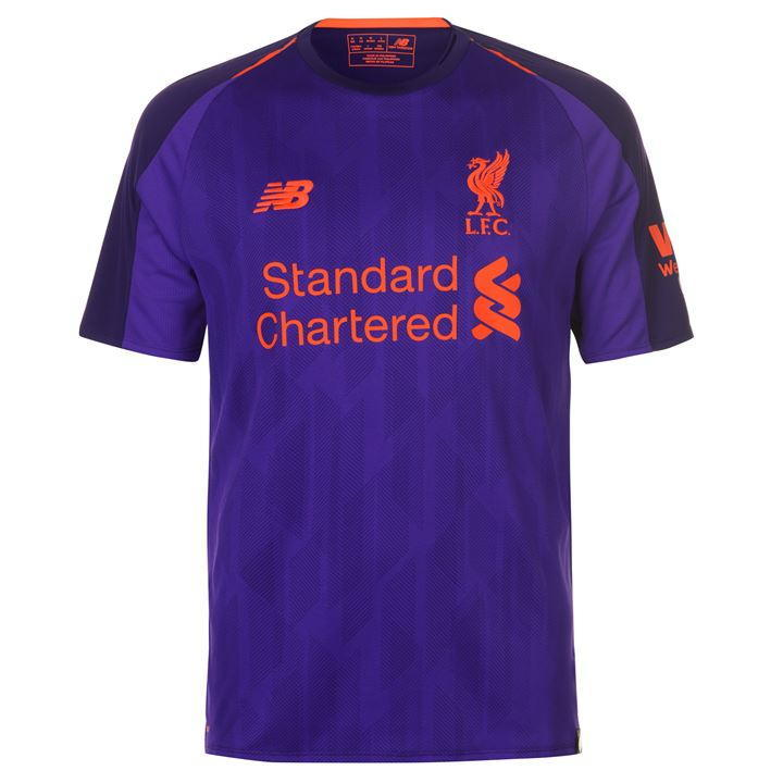 size 40 aa196 3f7bf Liverpool FC 2018/2019 Away Kit Men's Soccer Jersey New Season from Soccer  Jersey, T-Shirt & DVD