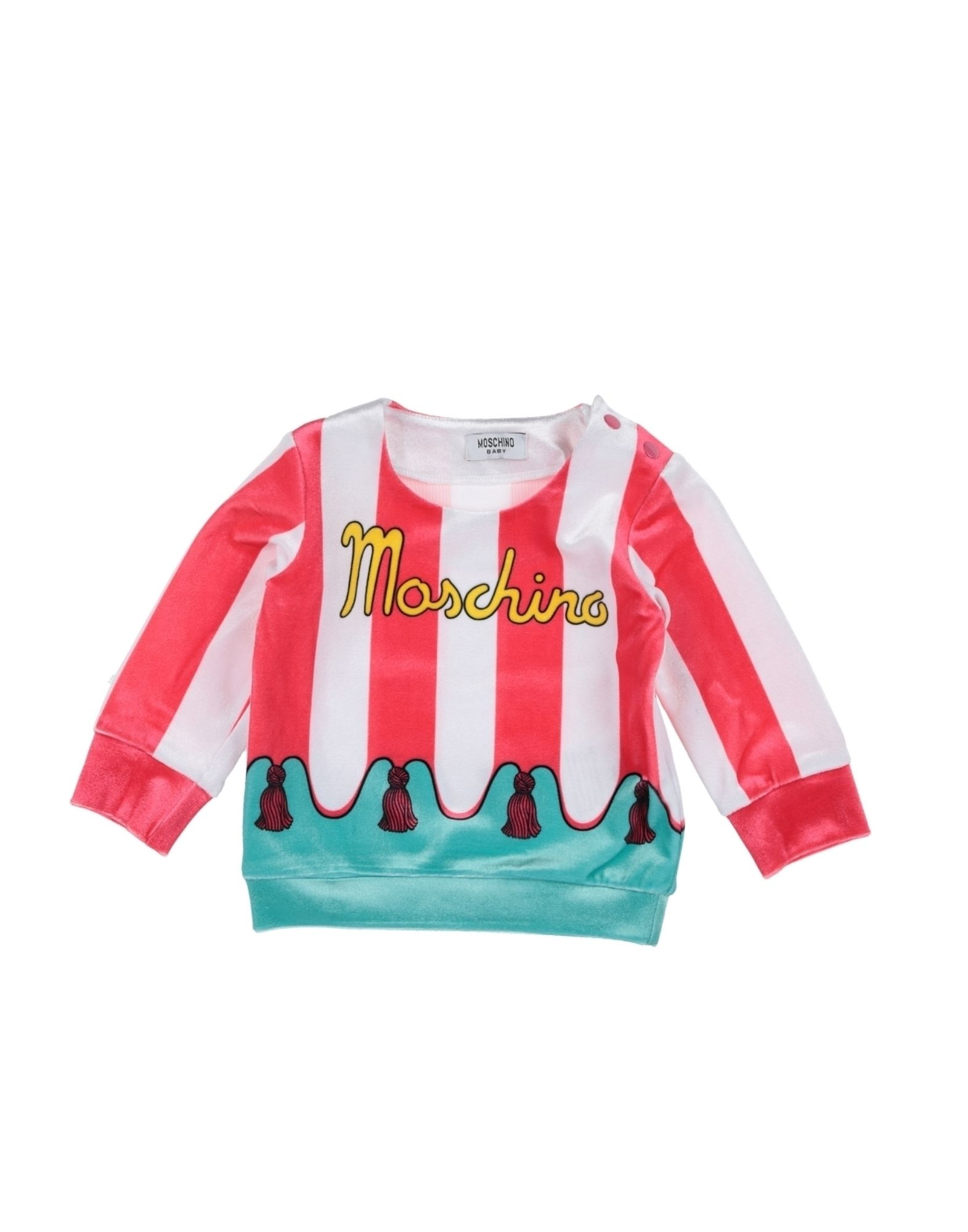 217fcfbf1 Moschino Baby  Striped Sweater · Stush Fashionista · Online Store ...
