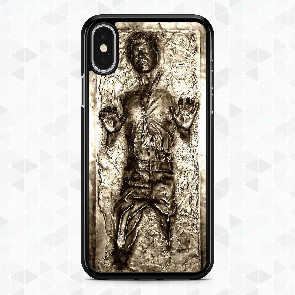 separation shoes fc1e1 126ec Best!Han!Solo!Carbonite Cases iPhone XS Max 8 Plus 7+ XR Samsung Note 9 S9+  Case