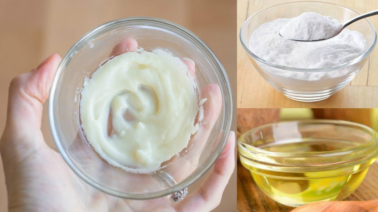 Image result for Baking soda and coconut oil