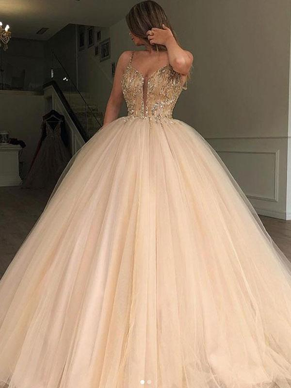 bc8a28659c Off Shoulder Dusty Blue Beaded A-line Long Evening Prom Dresses