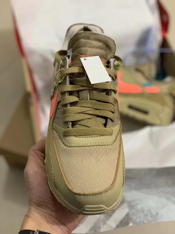 "8a259859d8d Nike Air Max  90 Off White ""Desert Ore"" on Storenvy"