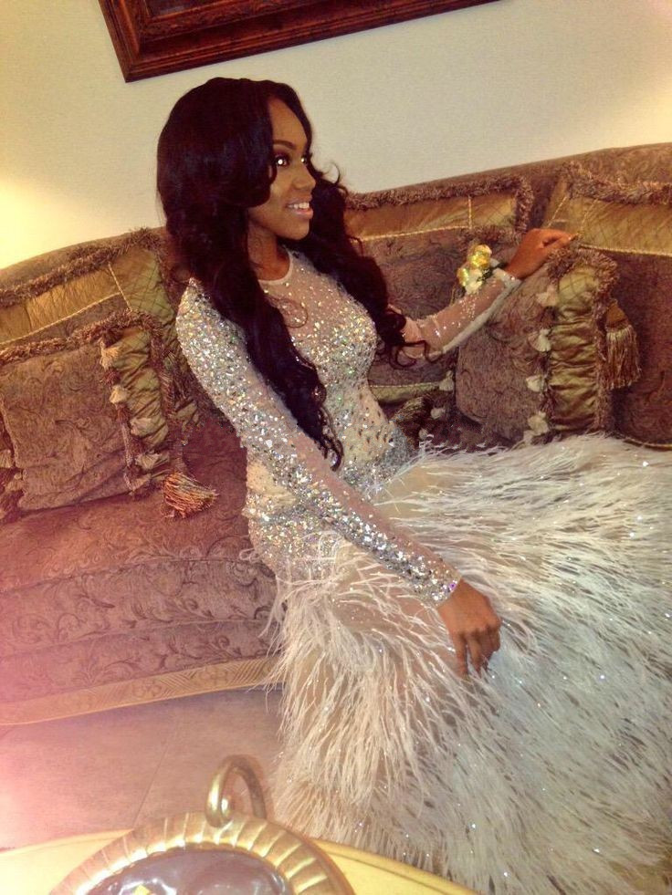 b7e62b85aa80 Prom Dresses With Feathers