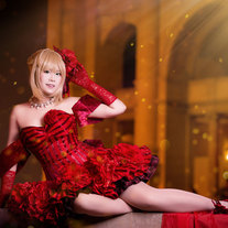 Poster ~Saber Nero 2~ 20 x 30 cm medium photo