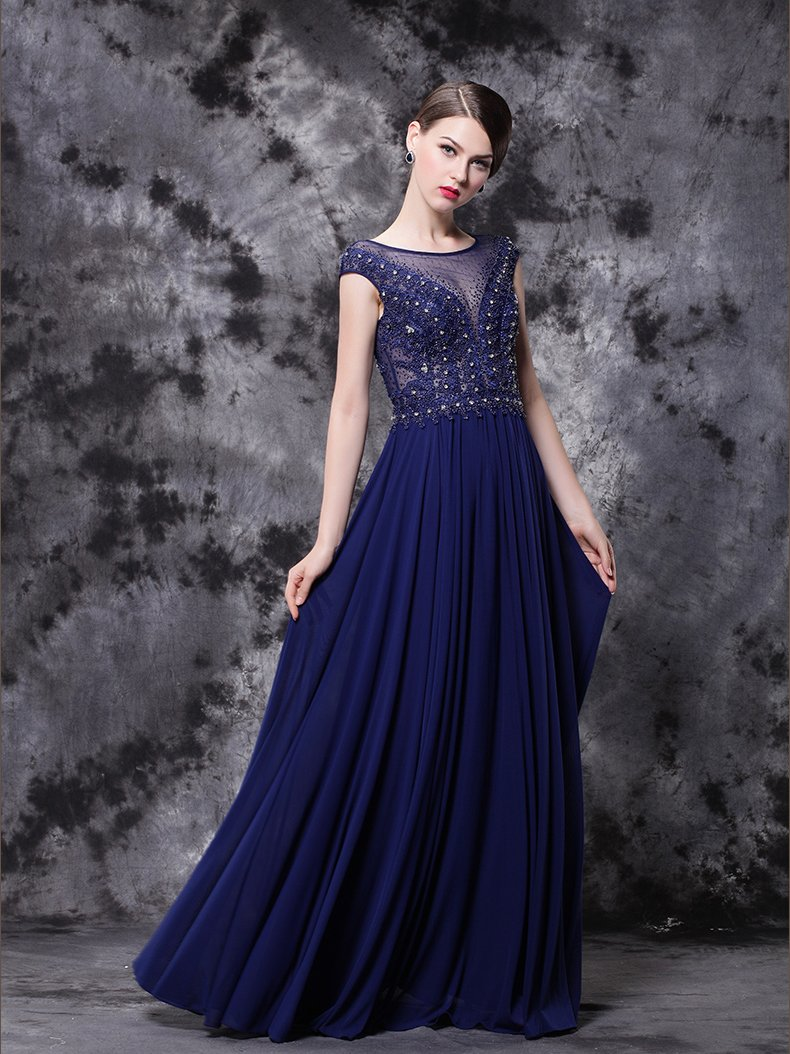 1dbfed3528a3 Purple Modest Prom Dresses