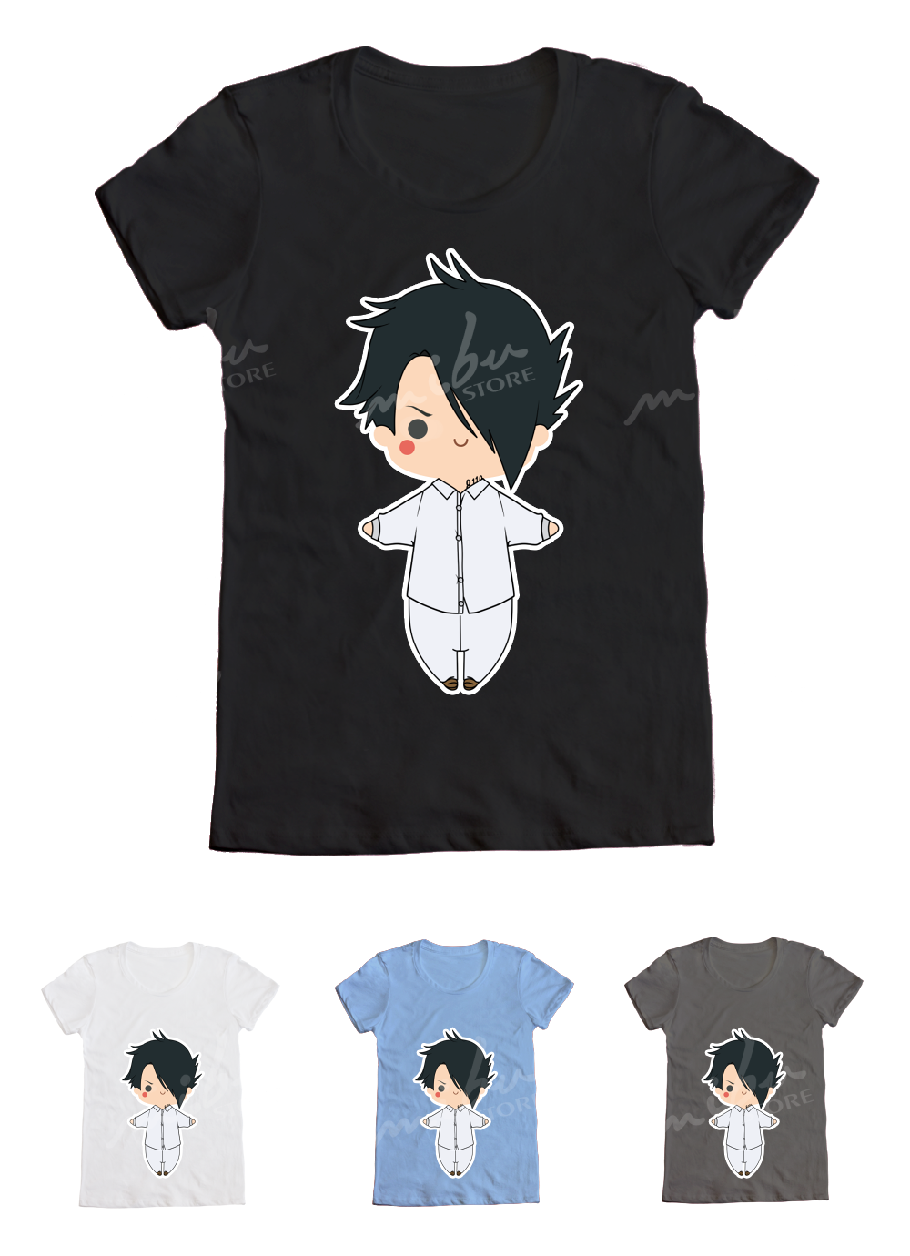The Promised Neverland - Ray - T-Shirt from MibuStore