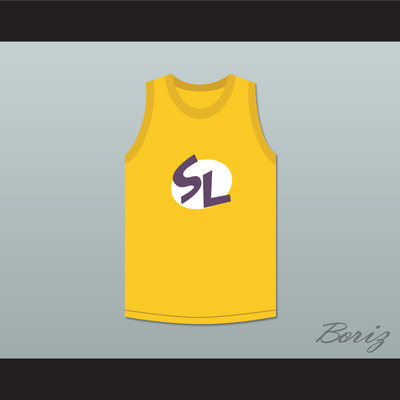 Karl Malone 11 Super Lakers Basketball Jersey Shaq and the Super Lakers  Skit MADtv 41baab1d7