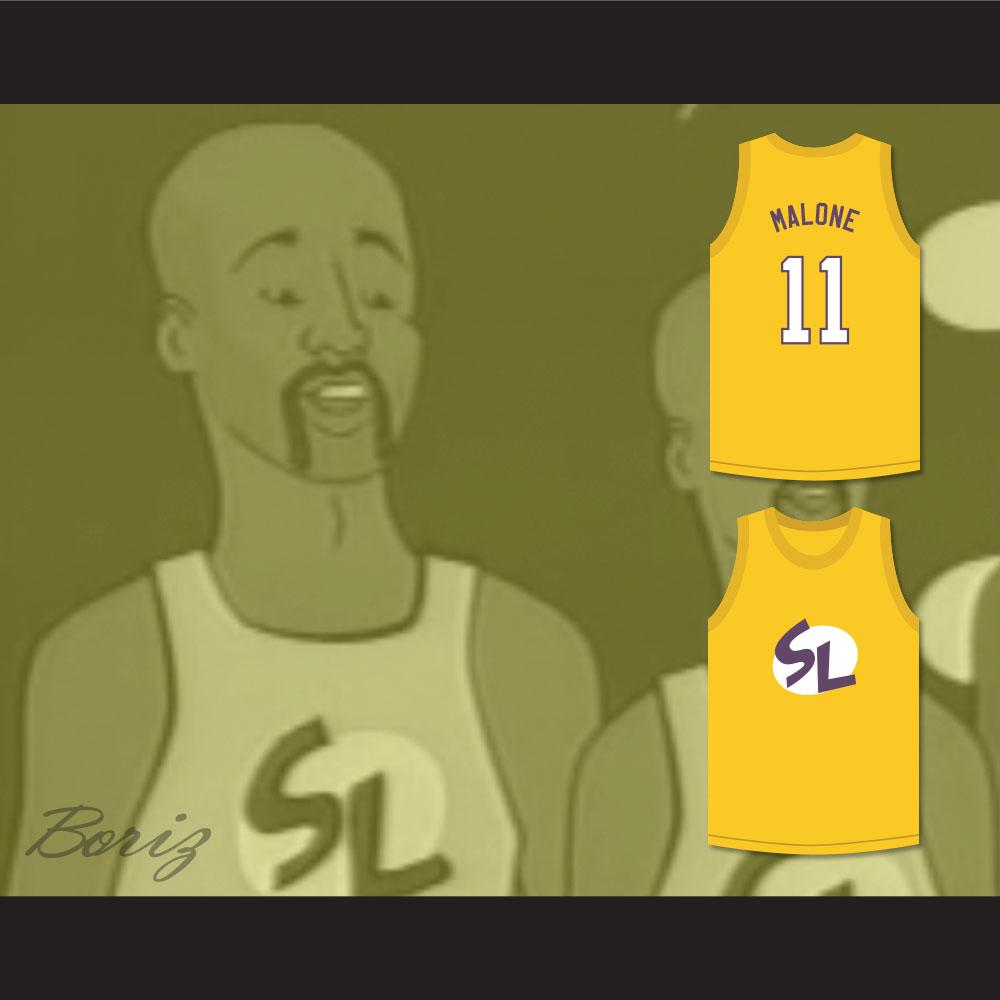 ... Karl Malone 11 Super Lakers Basketball Jersey Shaq and the Super Lakers  Skit MADtv - Thumbnail ... 3e1c53b5a