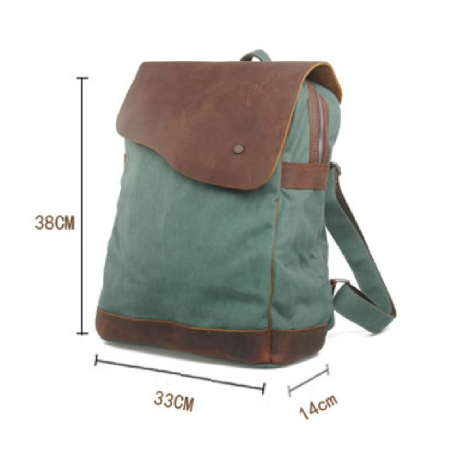 d84330dd75 ... Vintage Canvas Backpack Rucksack Travel Men Bag Hiking School Satchel  Women Army S Shoulder Laptop Sports ...