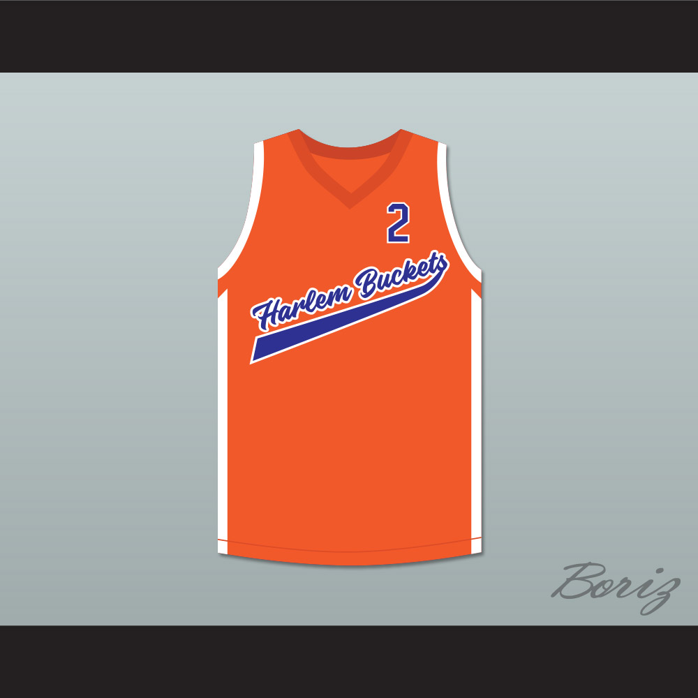 2b9995caacca Uncle Drew 2 Harlem Buckets Alternate Basketball Jersey Uncle Drew ...