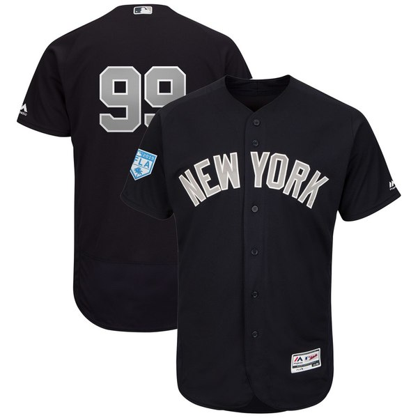 1383e20a1ac Men s New York Yankees Aaron Judge Majestic Navy Alternate 2019 Spring  Training Flex Base Player Jersey · Majesticathletic · Online Store Powered  by ...