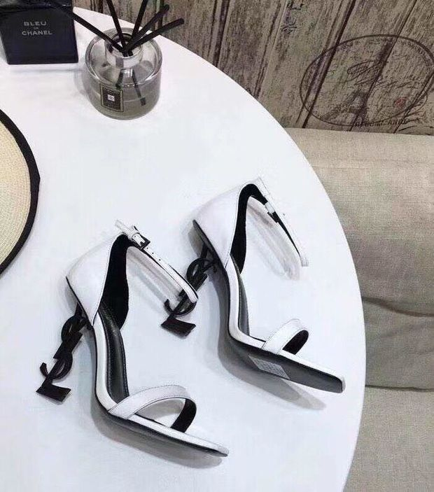 6ee7c06f8e8 YSL Trending High Heels Shoes Sandals · readystock · Online Store ...