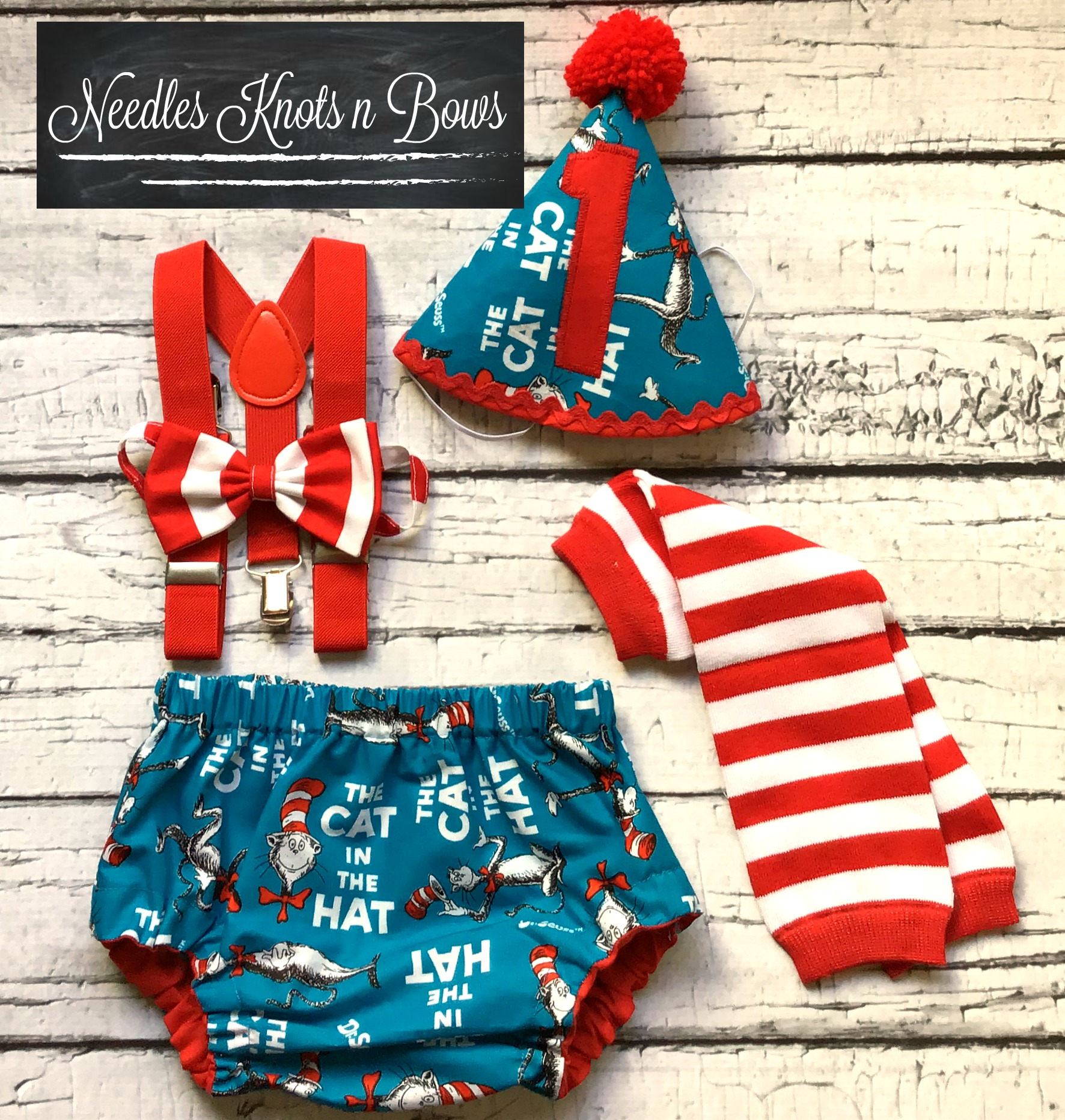 Peachy Boys Dr Suess Cake Smash Outfit Dr Suess Birthday Boys Dr Funny Birthday Cards Online Aeocydamsfinfo