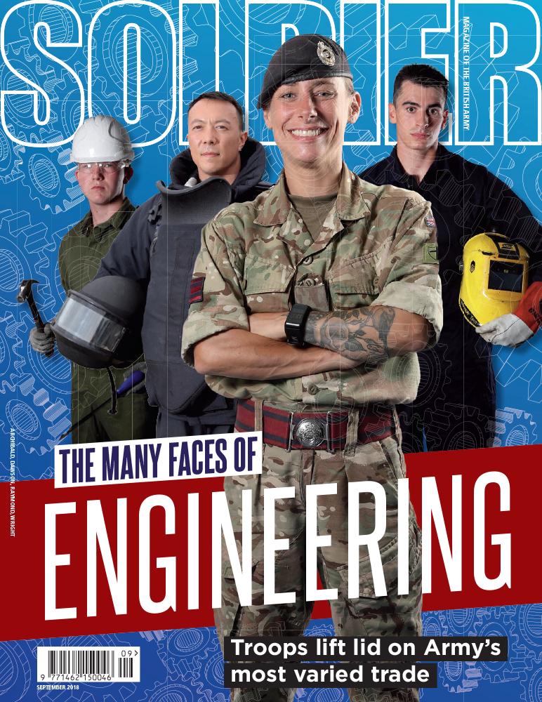 Soldier Magazine - 2018 Full Year Issues [PDF] from eBooks & Magazines