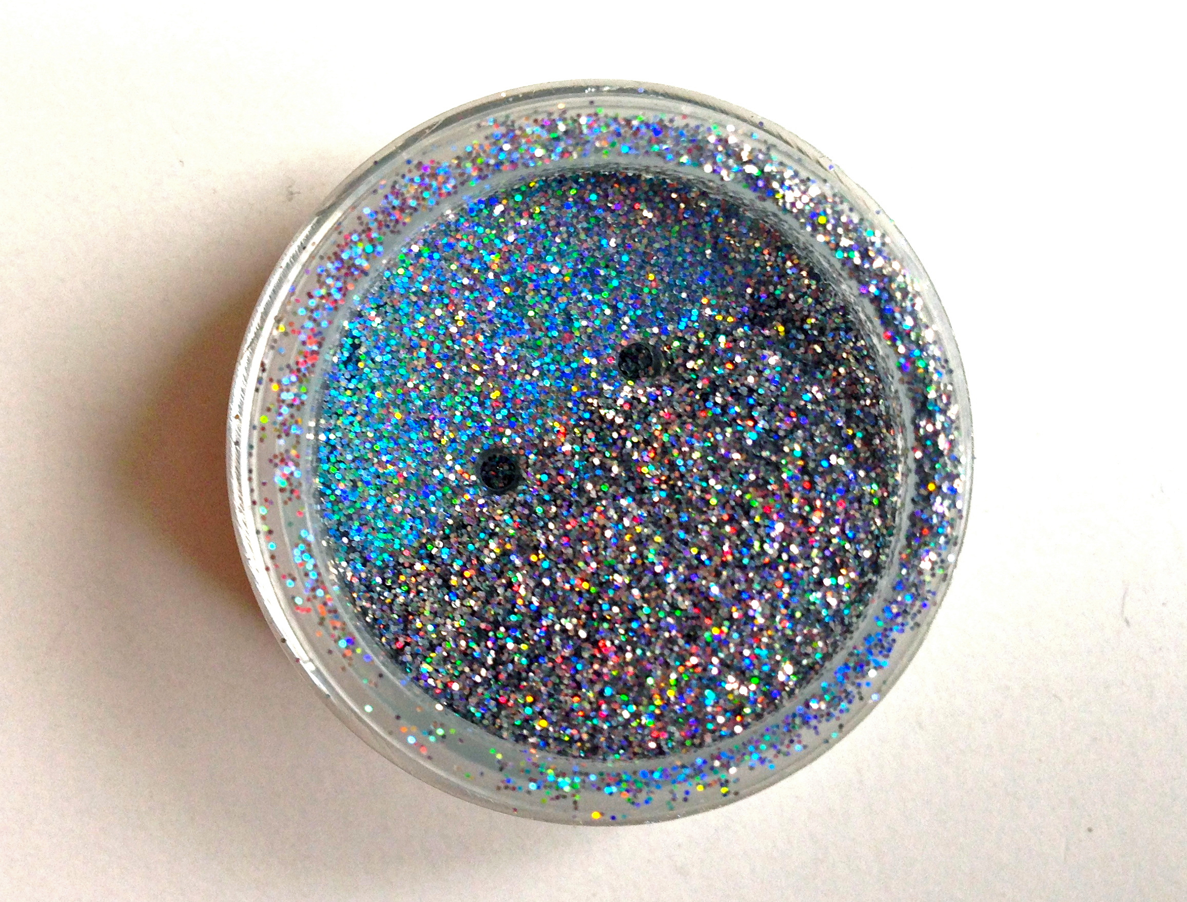 Make Up For Ever Glitter In 13 Holographic Silver