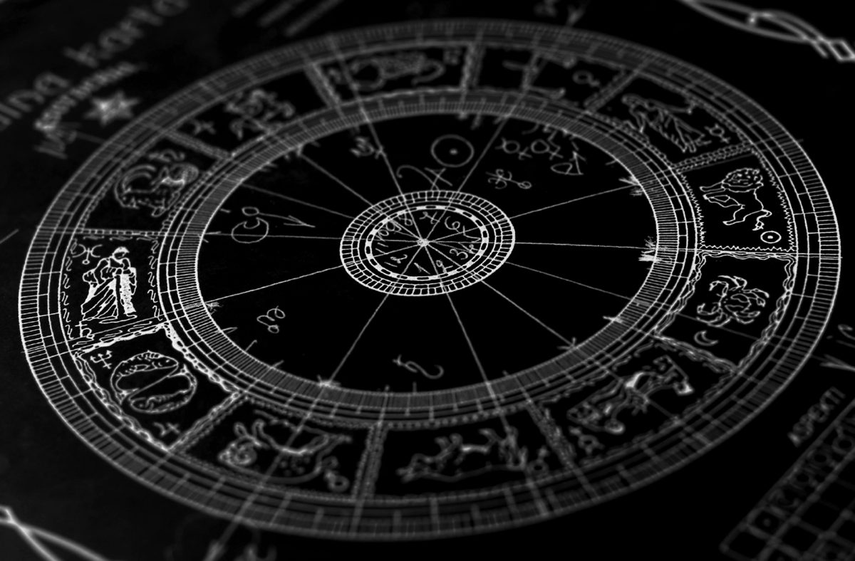 Simplified Full Birth chart (western/tropical Astrology chart most common  in U S) sold by SKY GEMINI TAROT
