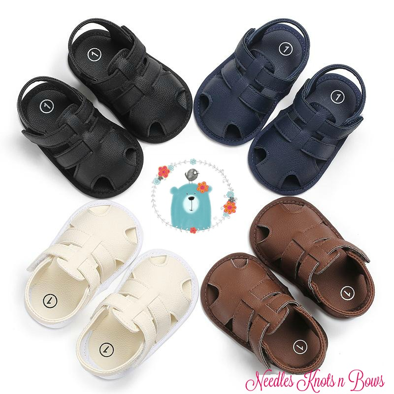 toddler boy black sandals online store