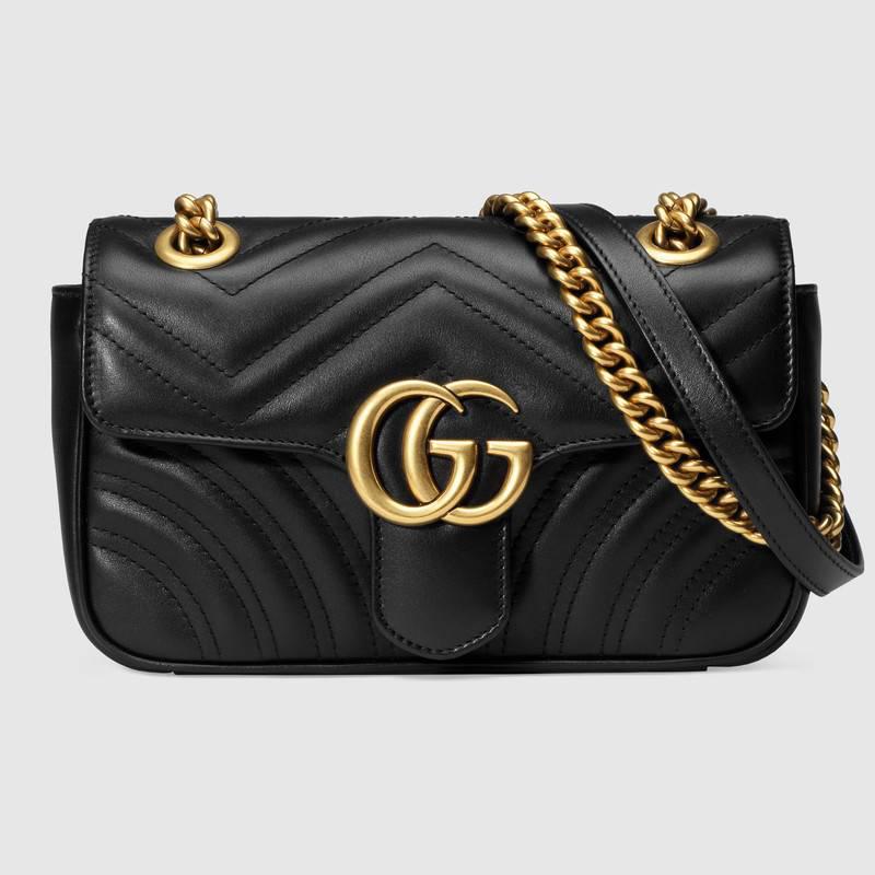 7e363f462442c2 GUCCI GG Marmont matelasse shoulder bag on Storenvy