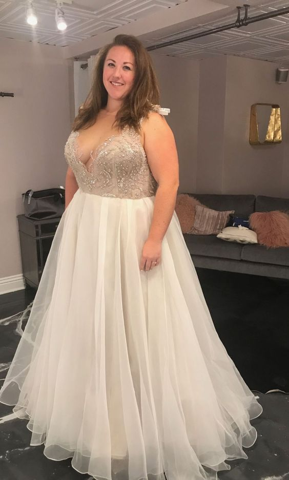 fd863303e6d Plus Size Wedding Dress