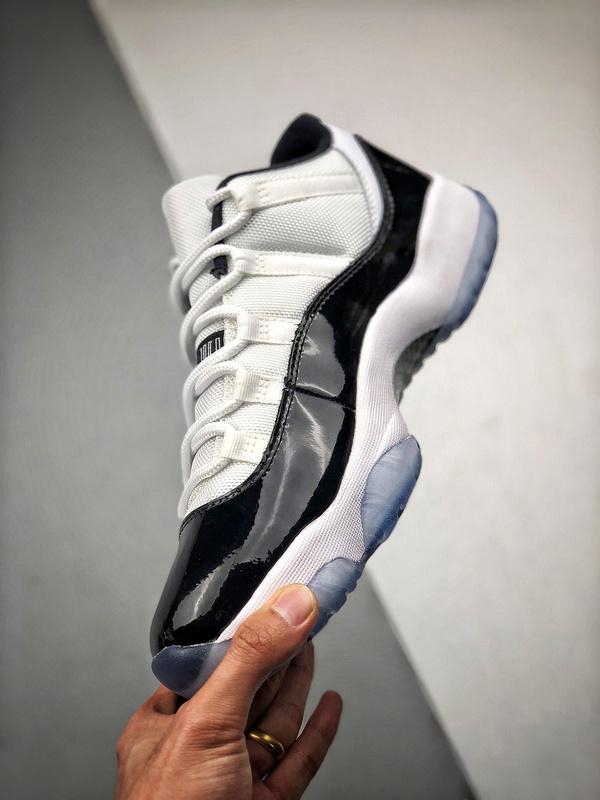 buy online 1f472 0b7cf ... Nike Air Jordan 11 Retro Low Bred women men Fashion Sports Leisure  Running Shoes Basketball Shoes ...