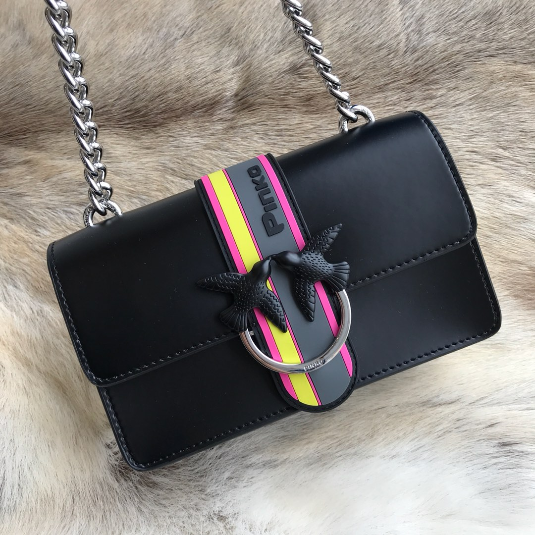 low priced c4c88 1b78f PINKO MINI LOVE SPORT TRACOLLA CATENA BAG AUTHENTIC sold by guaioutlet