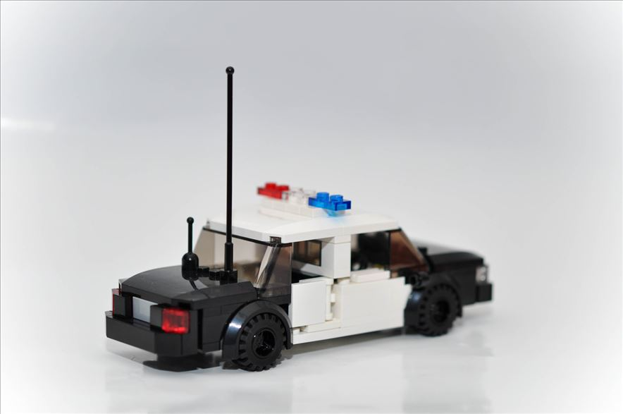 Custom Lego City Cars