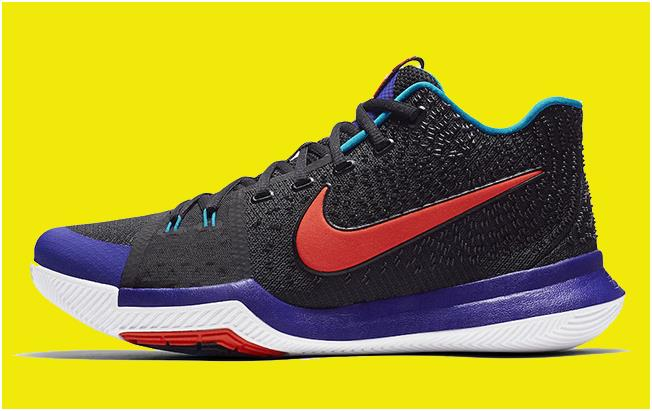 """hot sale online 0b426 34592 2017 New Nike Kyrie 3 """"Hamsa Hand"""" Tattoo Basketball Shoes Online Sale from  BELLDRESS"""