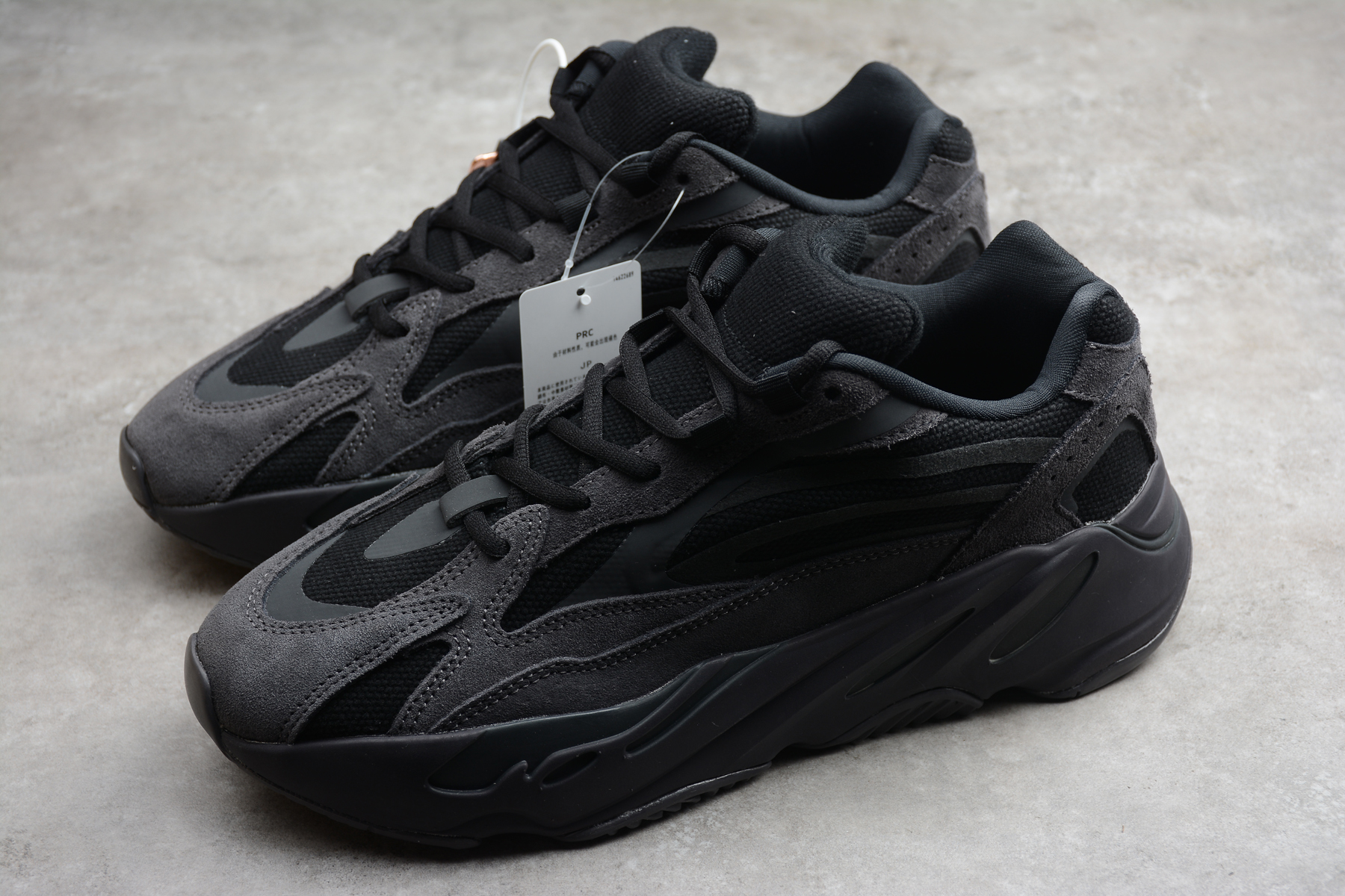 sports shoes a4d2d de7f4 Adidas Yeezy Boost 700 V2 Black/Grey Shoes sold by ivicente