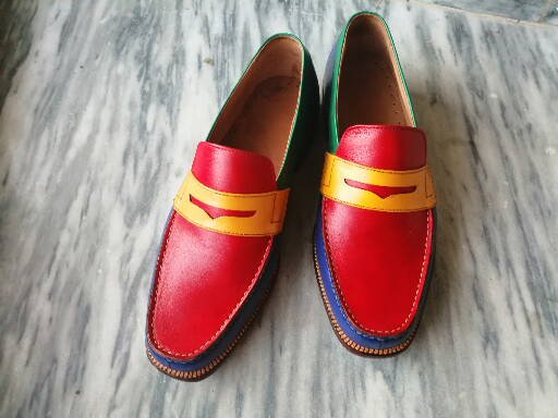 Dress Formal Penny Loafers