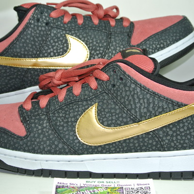 new style 5b9eb 6c8dc Size 11   2013 nike dunk low sb walk of fame brooklyn projects  617859-