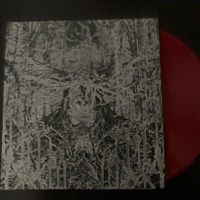 "The true werwolf- ""devil crisis"" gatefold lp"