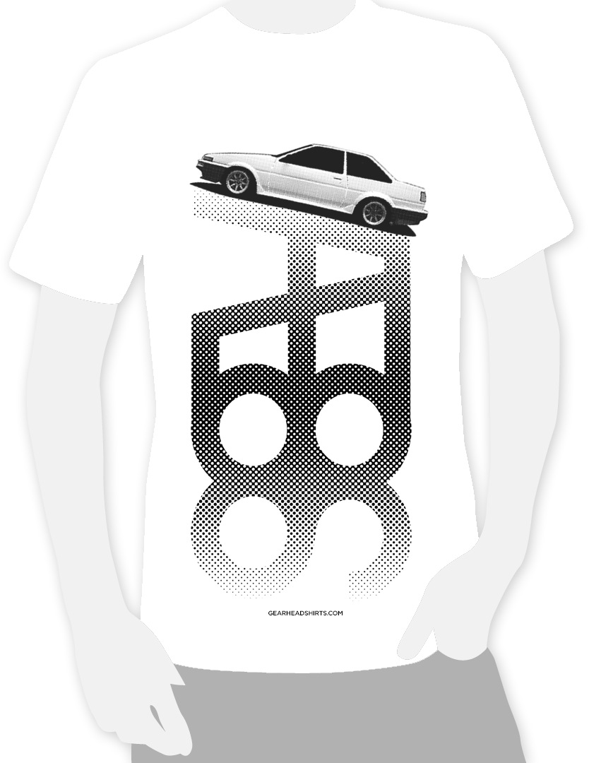 [Image: AEU86 AE86 - Gearhead Shirts - Still ple... go around]