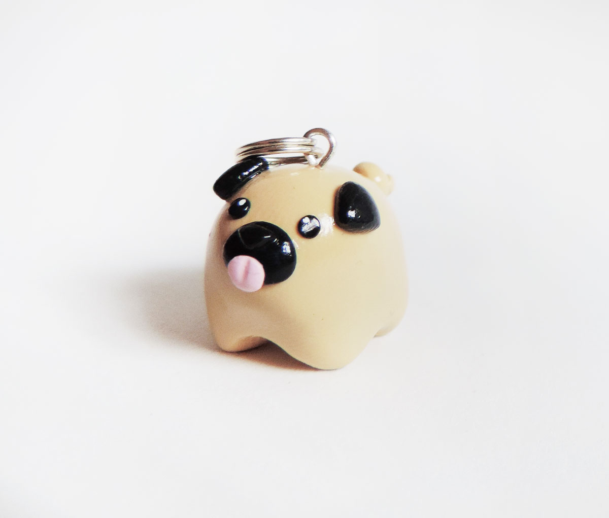 Cute Fat Pug Necklace On Storenvy