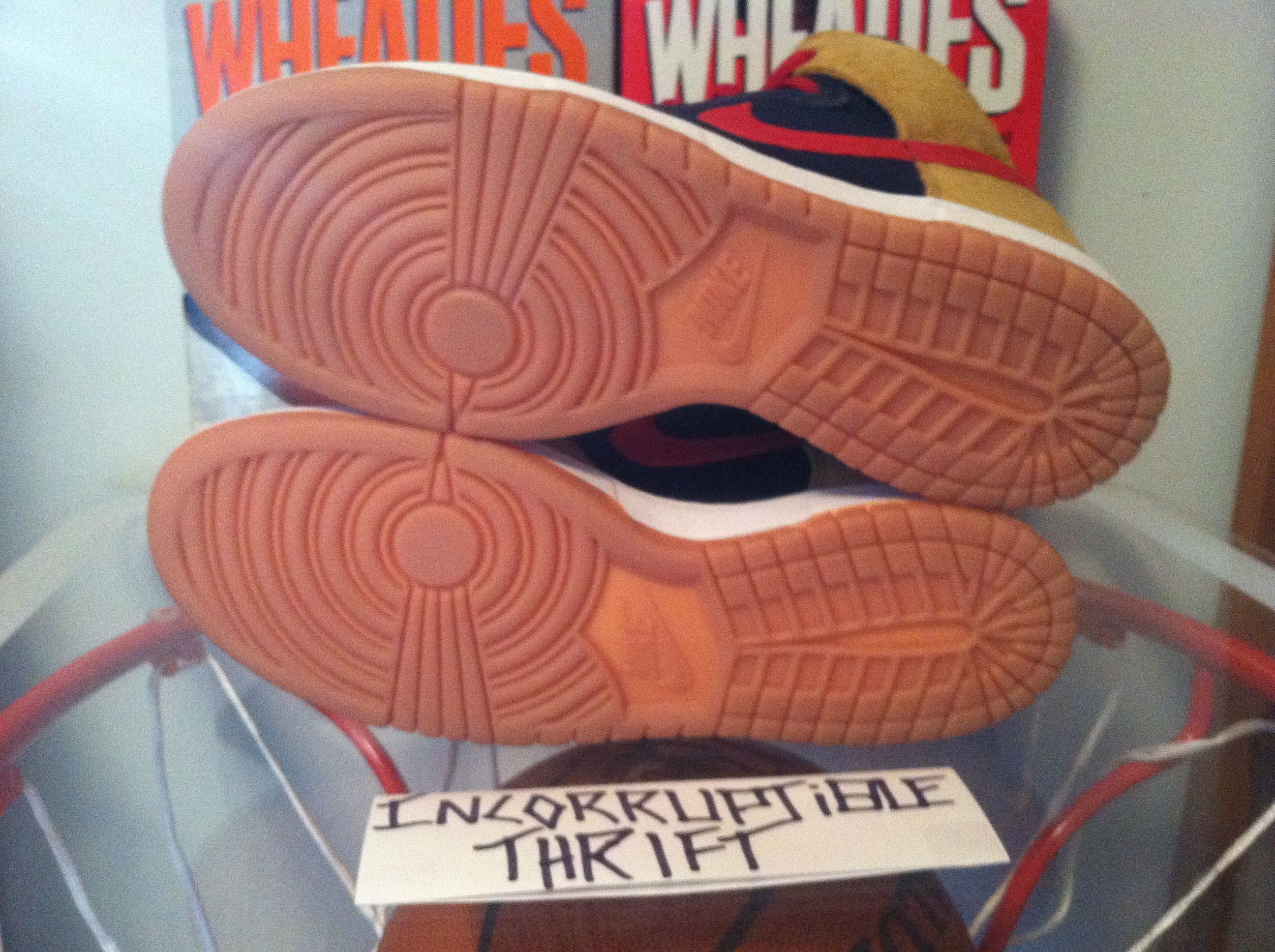 262f84cce8f Reese Forbes Nike SB Dunks Size 9.5 · Incorruptible Thrift Shop ...